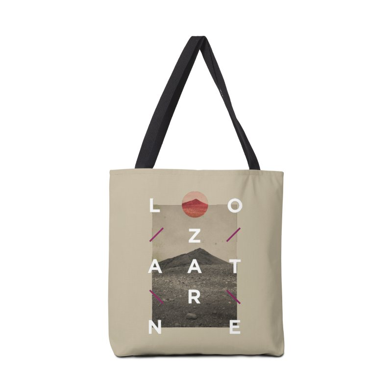 Lanzarote Canarian Island 3 Accessories Bag by virbia's Artist Shop