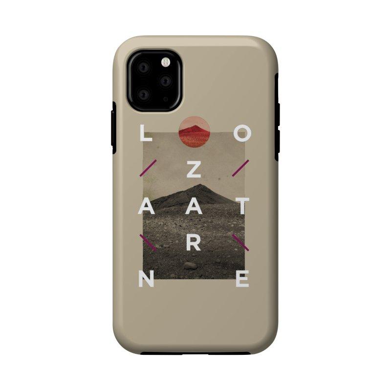 Lanzarote Canarian Island 3 Accessories Phone Case by virbia's Artist Shop