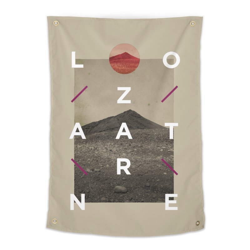 Lanzarote Canarian Island 3 Home Tapestry by virbia's Artist Shop