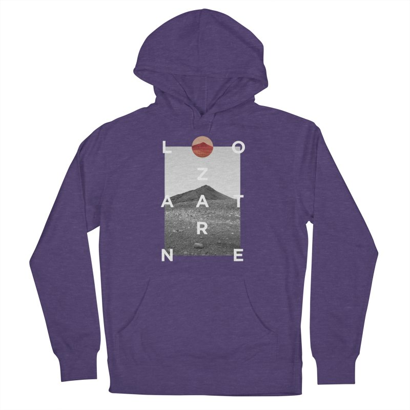 Lanzarote Canarian Island 4 Women's French Terry Pullover Hoody by virbia's Artist Shop