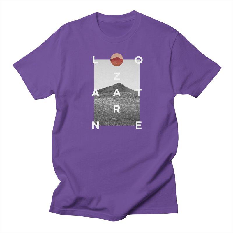 Lanzarote Canarian Island 4 Men's T-Shirt by virbia's Artist Shop