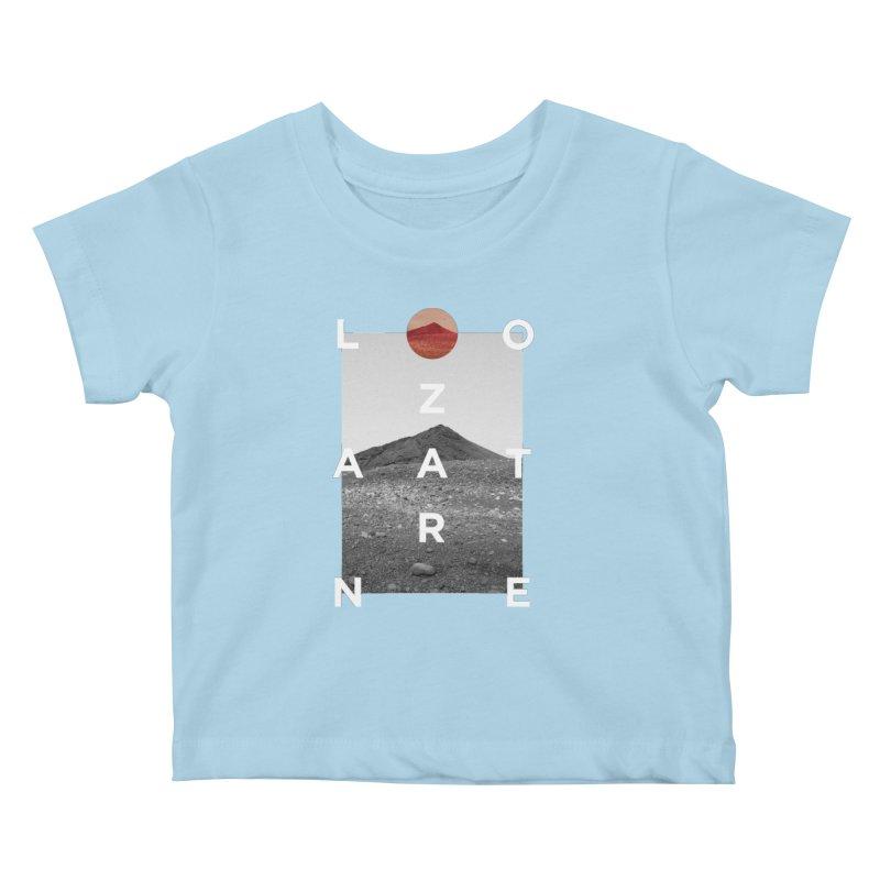 Lanzarote Canarian Island 4 Kids Baby T-Shirt by virbia's Artist Shop