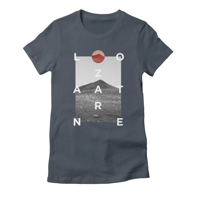 Lanzarote Canarian Island 4 Women's T-Shirt by virbia's Artist Shop