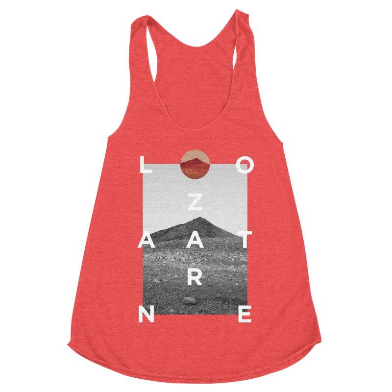 Lanzarote Canarian Island 4 Women's Tank by virbia's Artist Shop