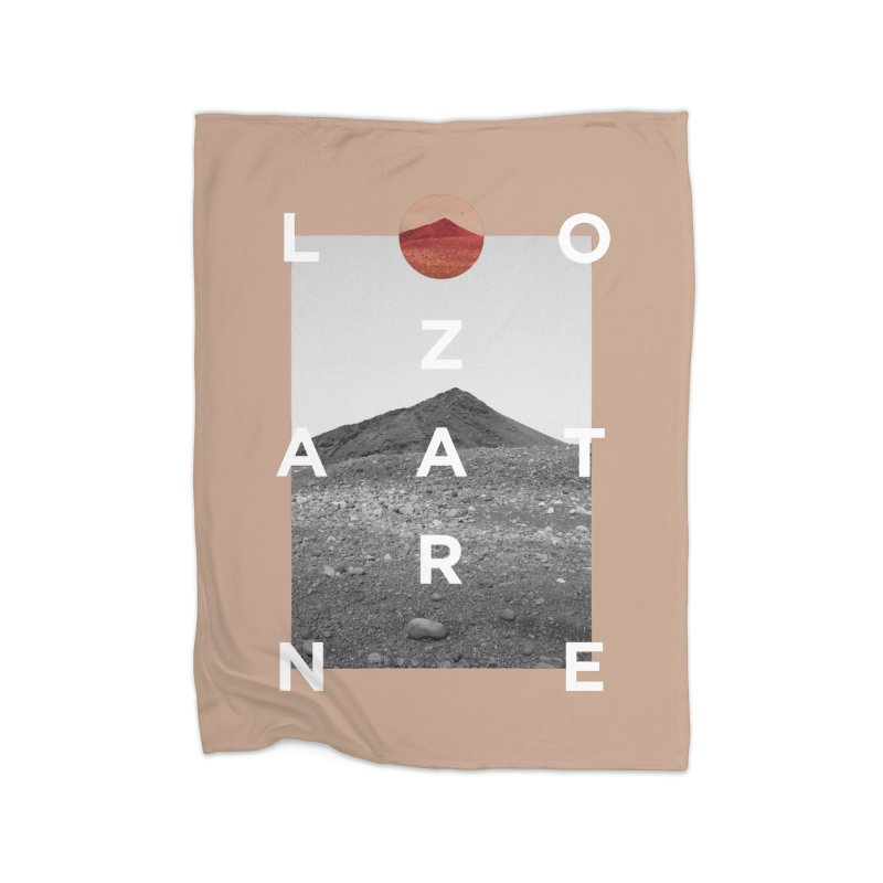 Lanzarote Canarian Island 4 Home Blanket by virbia's Artist Shop