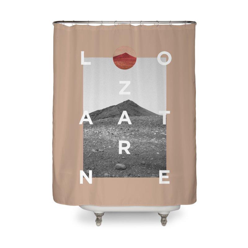 Lanzarote Canarian Island 4 Home Shower Curtain by virbia's Artist Shop