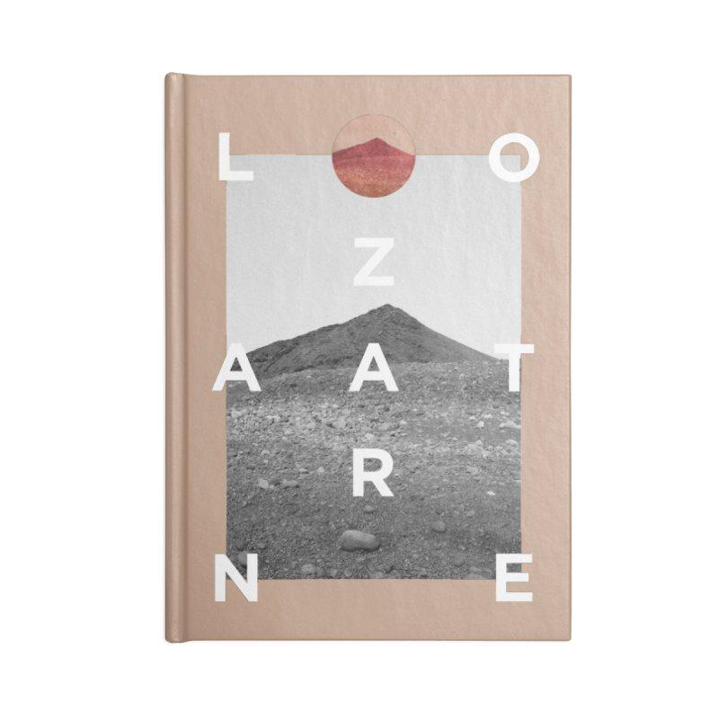 Lanzarote Canarian Island 4 Accessories Notebook by virbia's Artist Shop