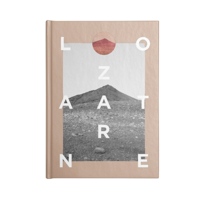 Lanzarote Canarian Island 4 Accessories Notebook by virbia's Artist Shop