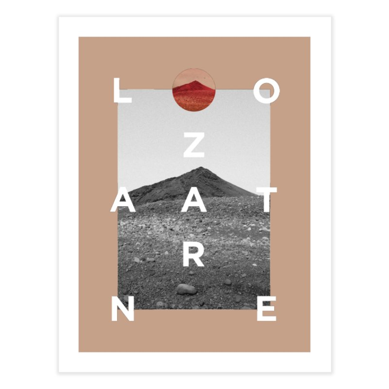 Lanzarote Canarian Island 4 Home Fine Art Print by virbia's Artist Shop