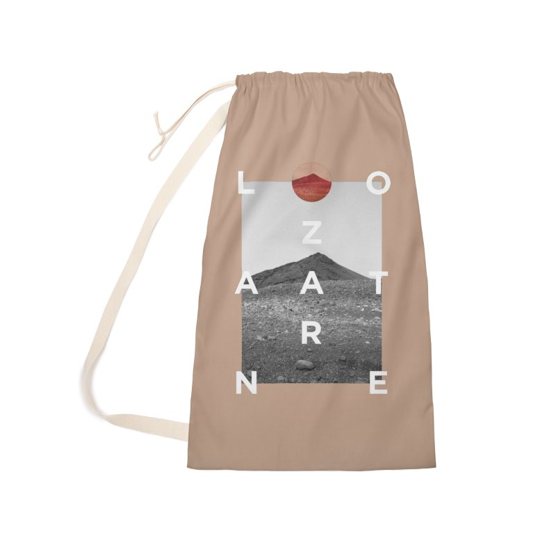 Lanzarote Canarian Island 4 Accessories Bag by virbia's Artist Shop