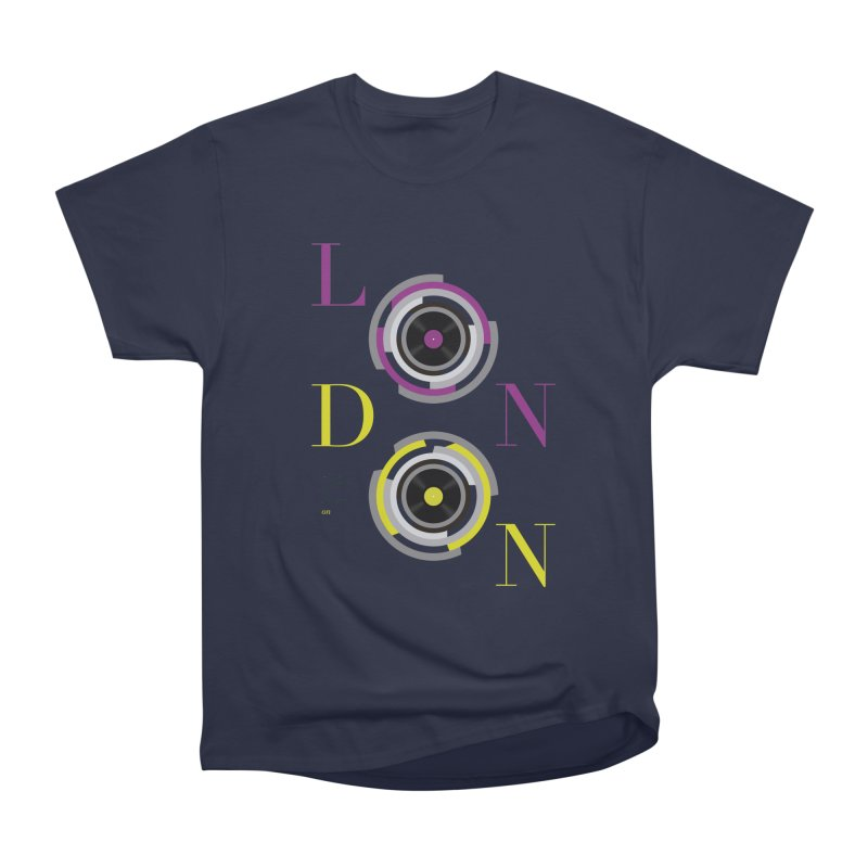 London always on Women's T-Shirt by virbia's Artist Shop
