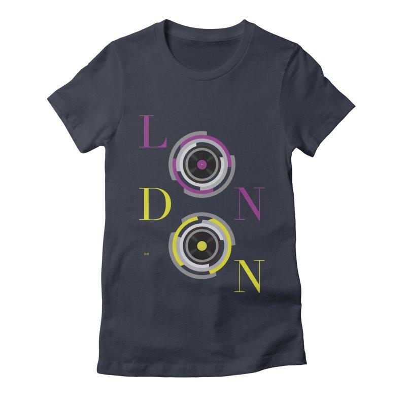 London always on Women's T-Shirt by virbia's Artist Shop