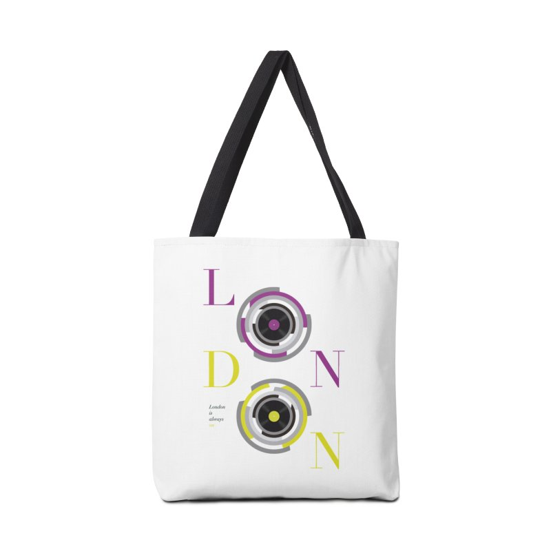 London always on Accessories Bag by virbia's Artist Shop
