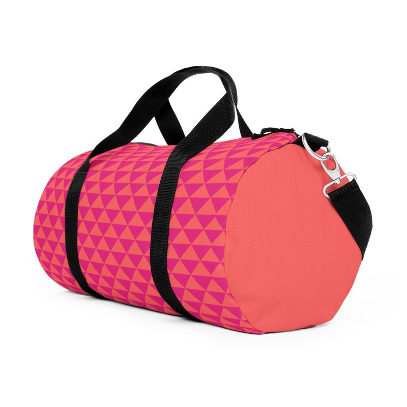 ALWAYS LOVE Accessories Duffel Bag Bag by virbia's Artist Shop