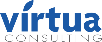 Virtua Computers Clothing Store Logo
