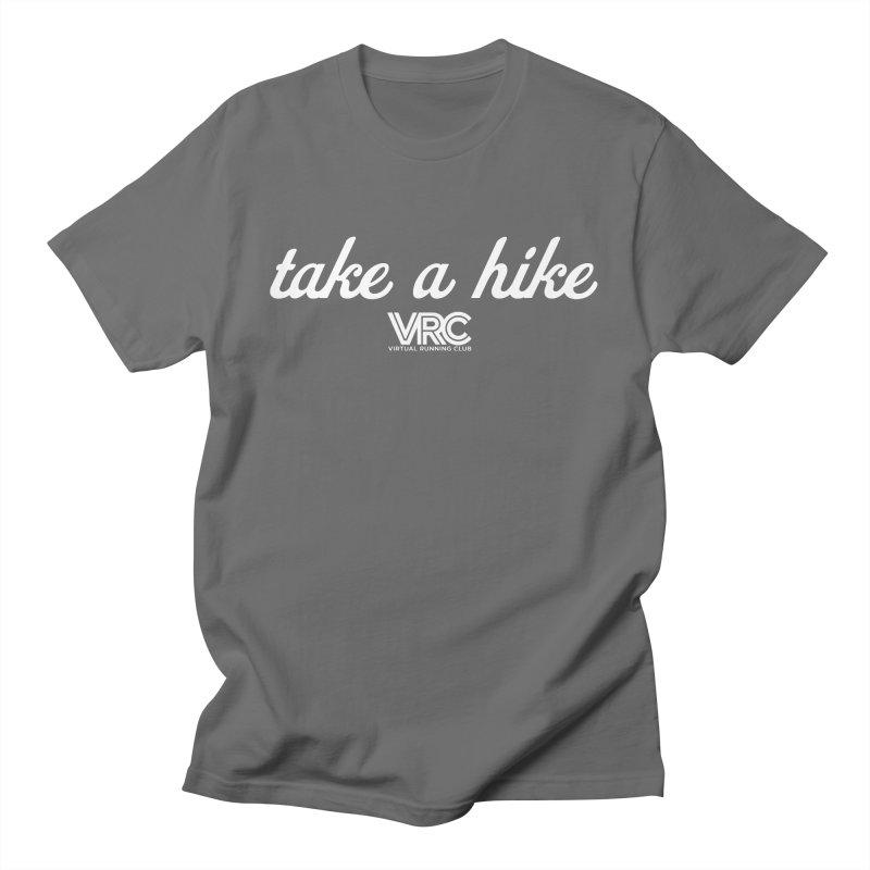 Take a hike Men's T-Shirt by Virtual Running Club Merch