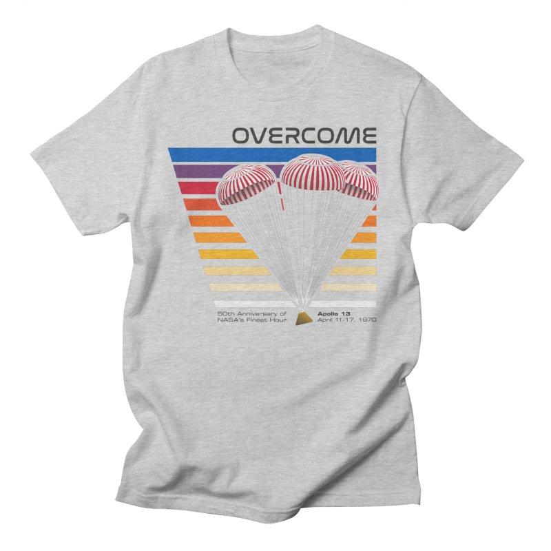 Overcome - Apollo 13 Men's T-Shirt by Virtual Running Club Merch