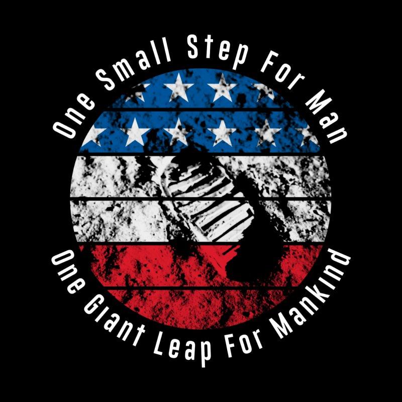 The Step - Apollo 11 Men's T-Shirt by Virtual Running Club Merch