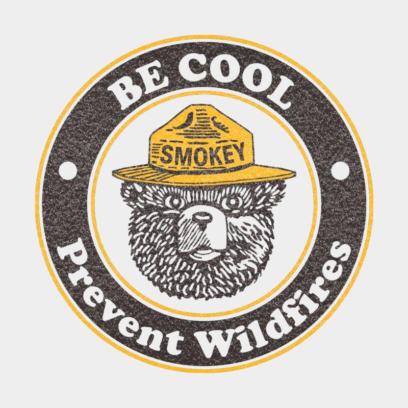 Smokey Bear Men's T-Shirt by Virtual Running Club Merch