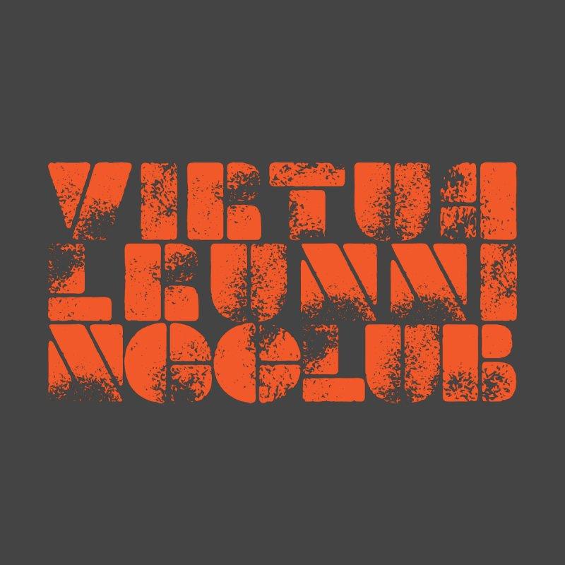 VIRTUALRUNNINGCLUB - STOMPED Men's Tank by Virtual Running Club Merch