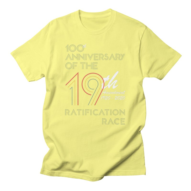 19th Amendment Alt Shirt Men's T-Shirt by Virtual Running Club Merch