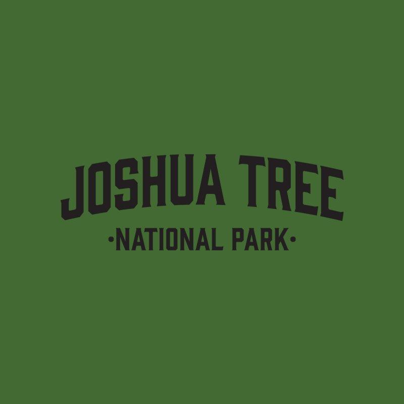 Joshua Tree National Park Men's T-Shirt by Virtual Running Club Merch