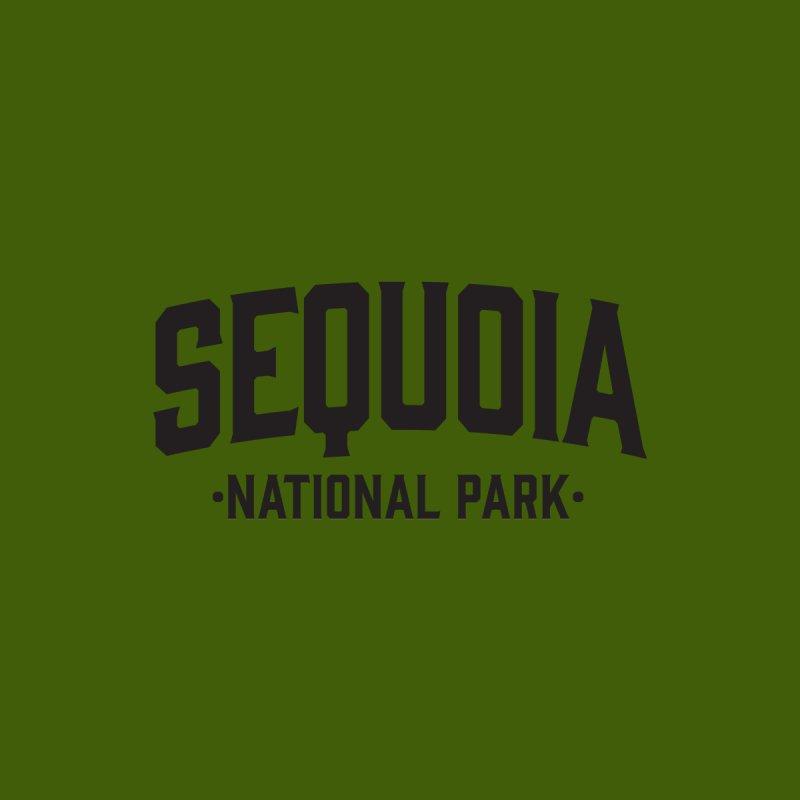 Sequoia National Park Men's T-Shirt by Virtual Running Club Merch