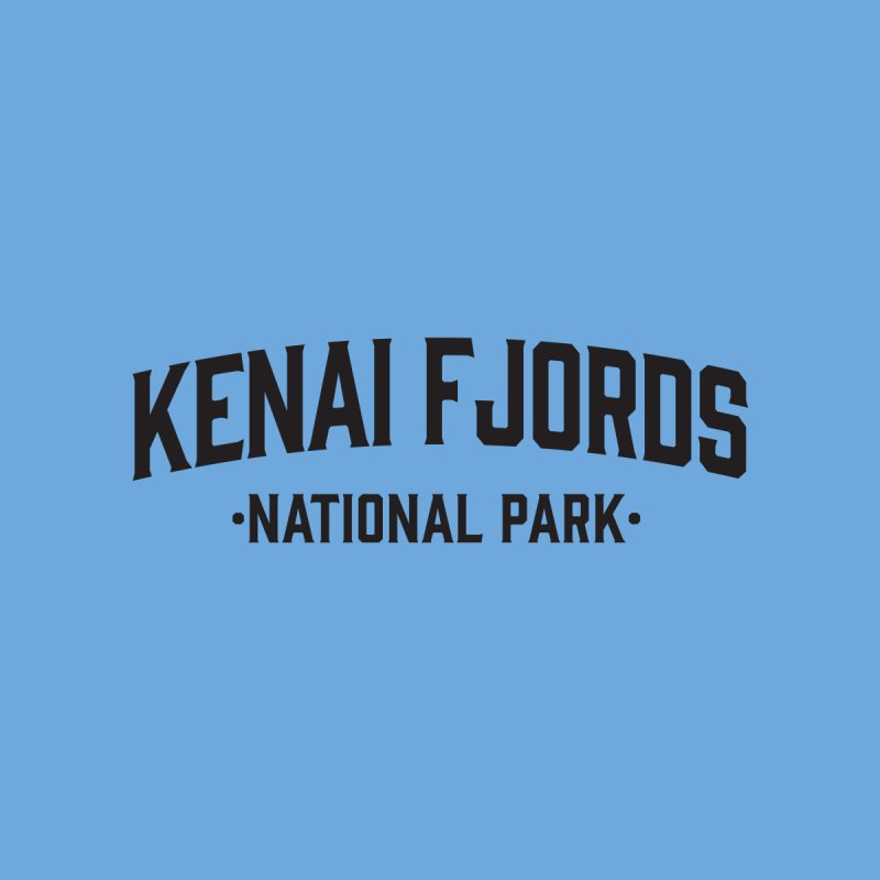 Kenai Fjords National Park Accessories Mug by Virtual Running Club Merch