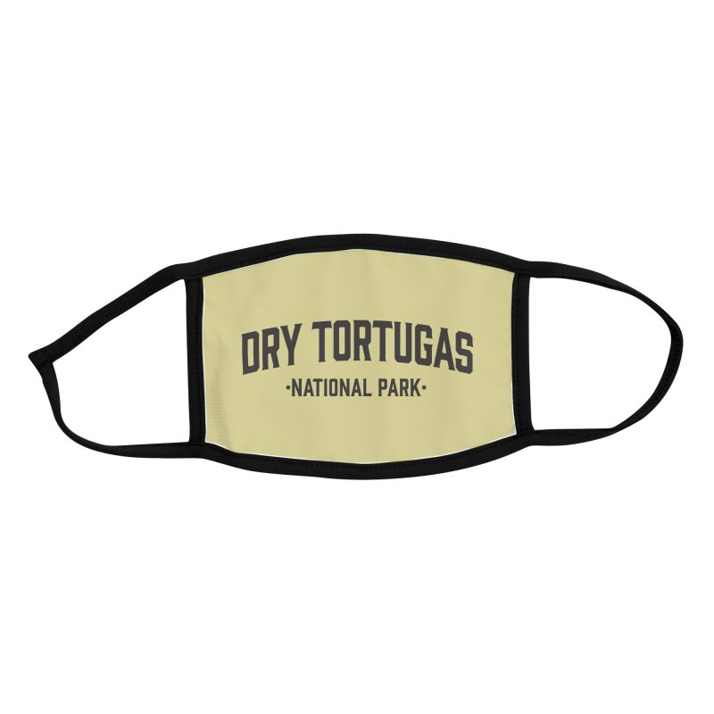 Dry Tortugas National Park Accessories Face Mask by Virtual Running Club Merch