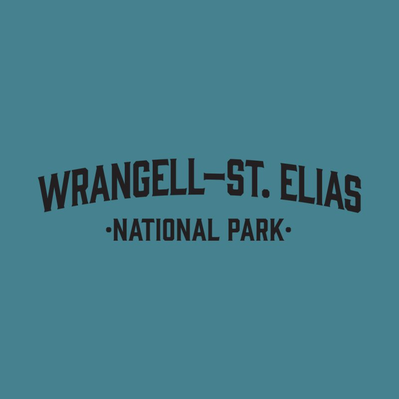 Wrangell–St. Elias National Park Accessories Bag by Virtual Running Club Merch