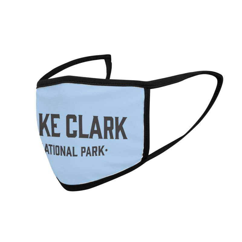 Lake Clark National Park Accessories Face Mask by Virtual Running Club Merch