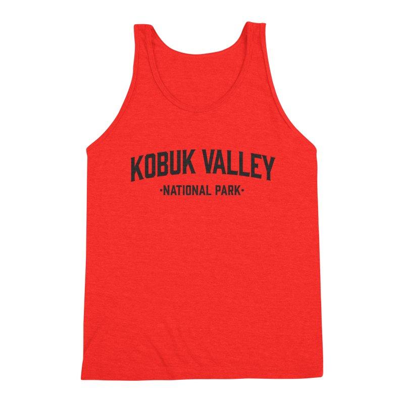 Kobuk Valley National Park Men's Tank by Virtual Running Club Merch