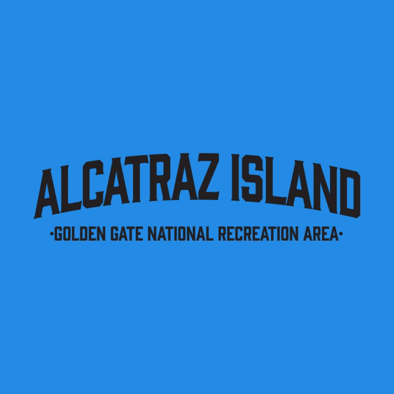 Alcatraz Island Women's Sweatshirt by Virtual Running Club Merch