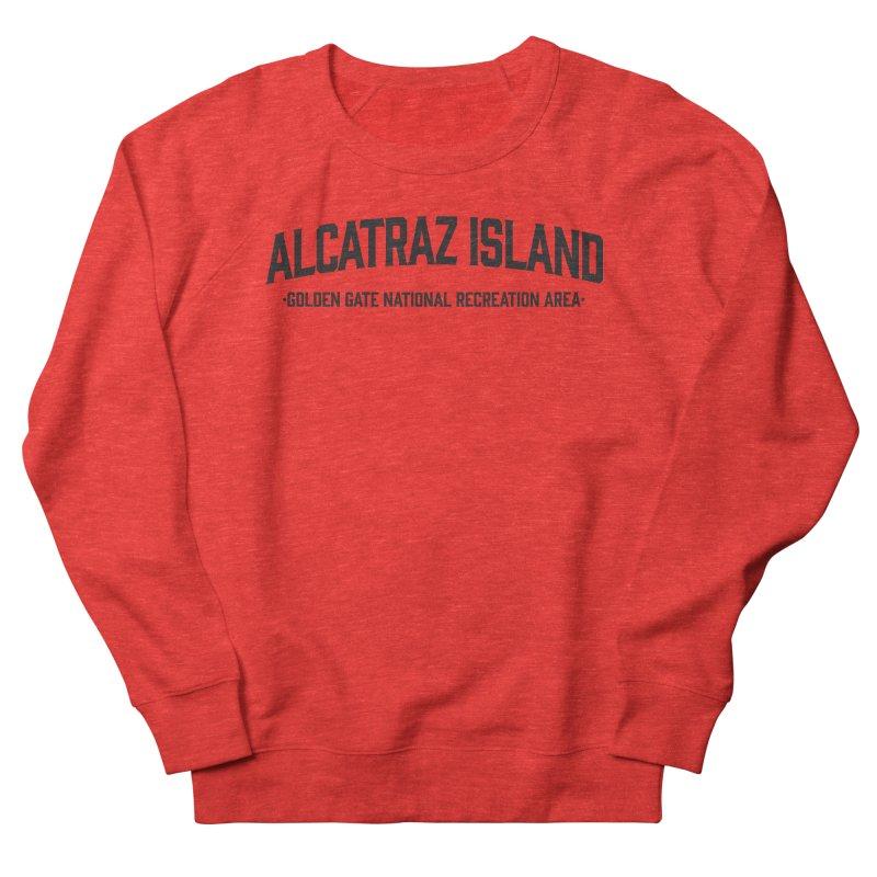 Alcatraz Island Women's Sweatshirt by Virtual Running Club Merch