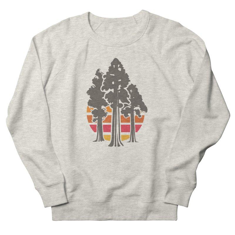 SEKI Trees Women's Sweatshirt by Virtual Running Club Merch