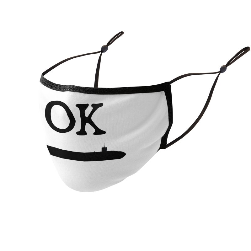 OK Boomer Accessories Face Mask by Virtue - There's more to it
