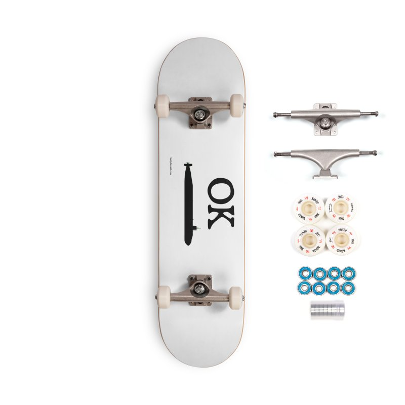 OK Boomer Accessories Complete - Premium Skateboard by Virtue - There's more to it