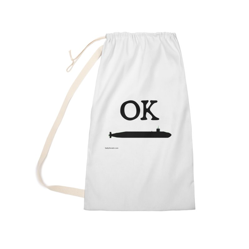 OK Boomer Accessories Laundry Bag Bag by Virtue - There's more to it