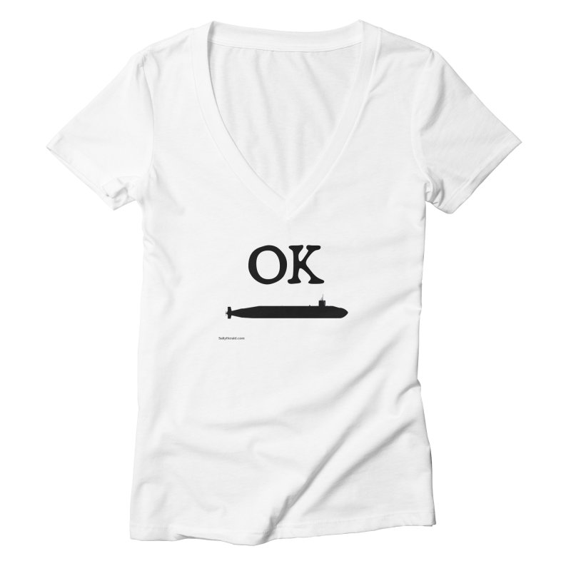 OK Boomer Women's V-Neck by Virtue - There's more to it