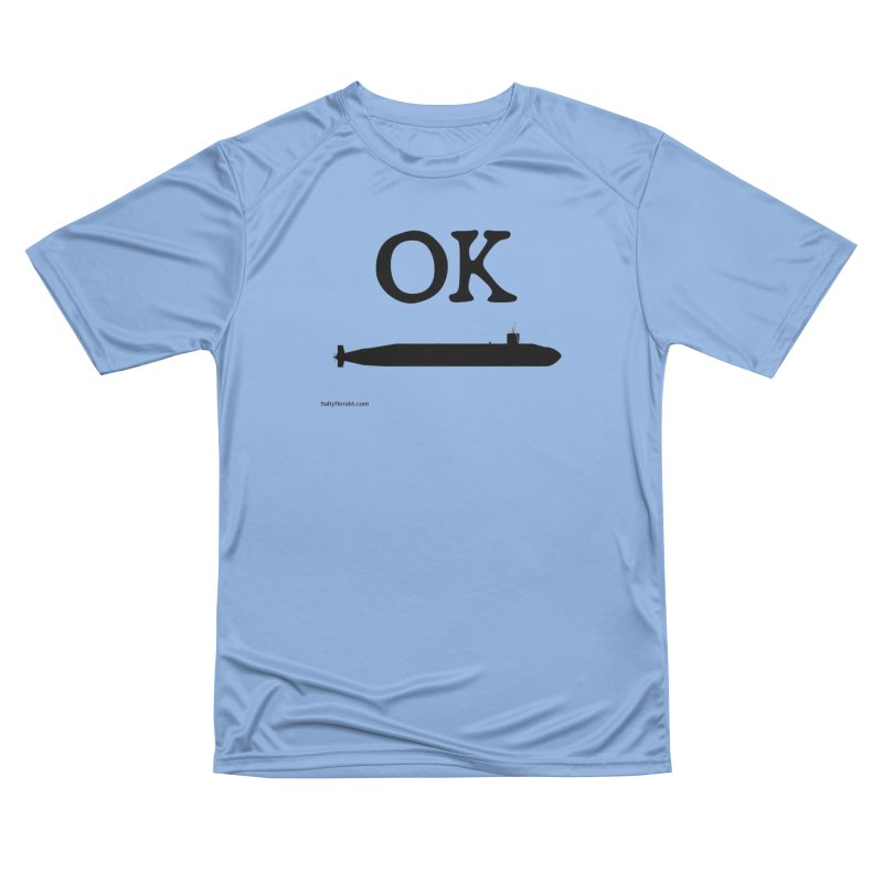 OK Boomer Women's Performance Unisex T-Shirt by Virtue - There's more to it