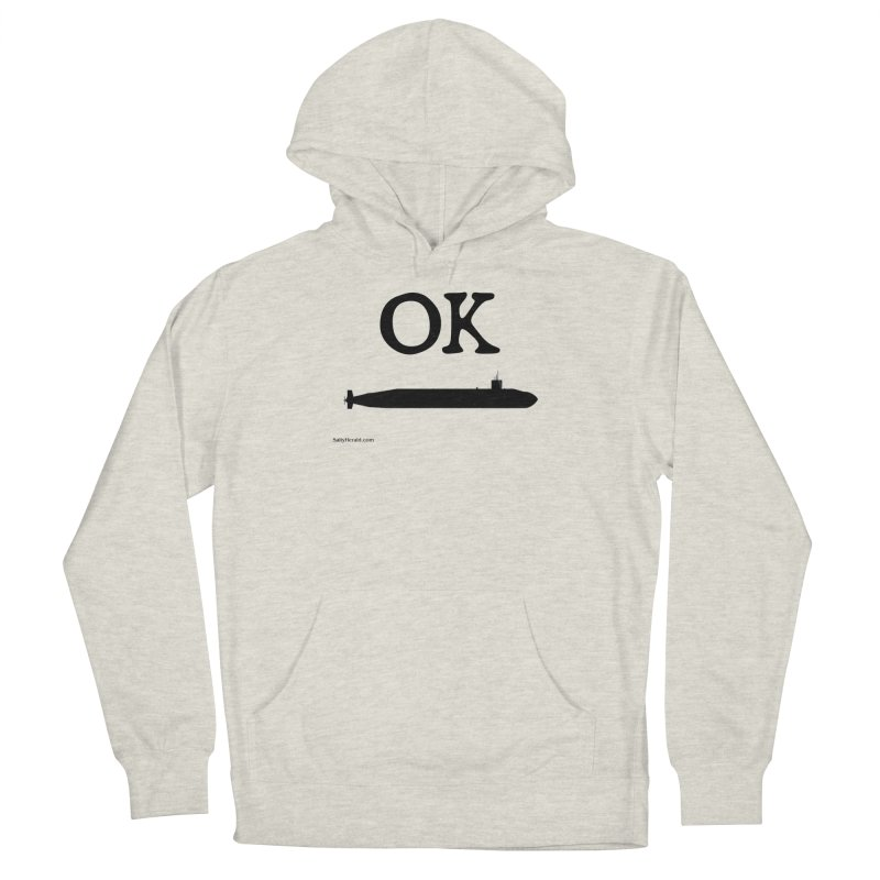 OK Boomer Men's French Terry Pullover Hoody by Virtue - There's more to it