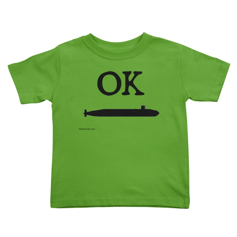 OK Boomer Kids Toddler T-Shirt by Virtue - There's more to it