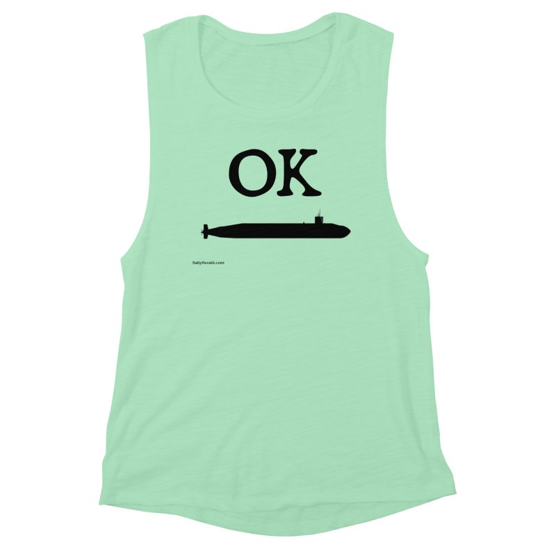 OK Boomer Women's Muscle Tank by Virtue - There's more to it