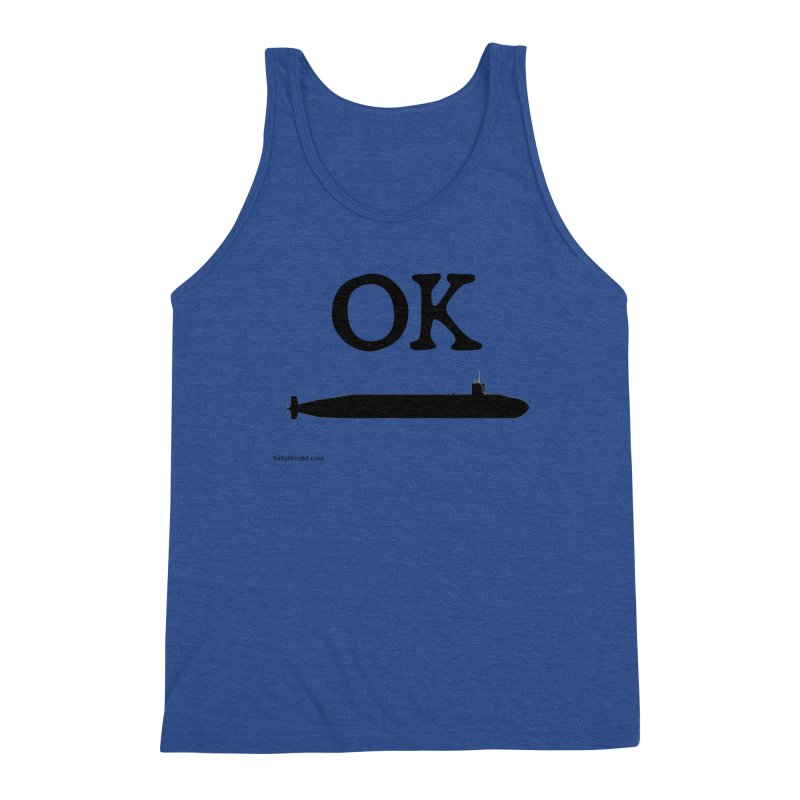 OK Boomer Men's Tank by Virtue - There's more to it