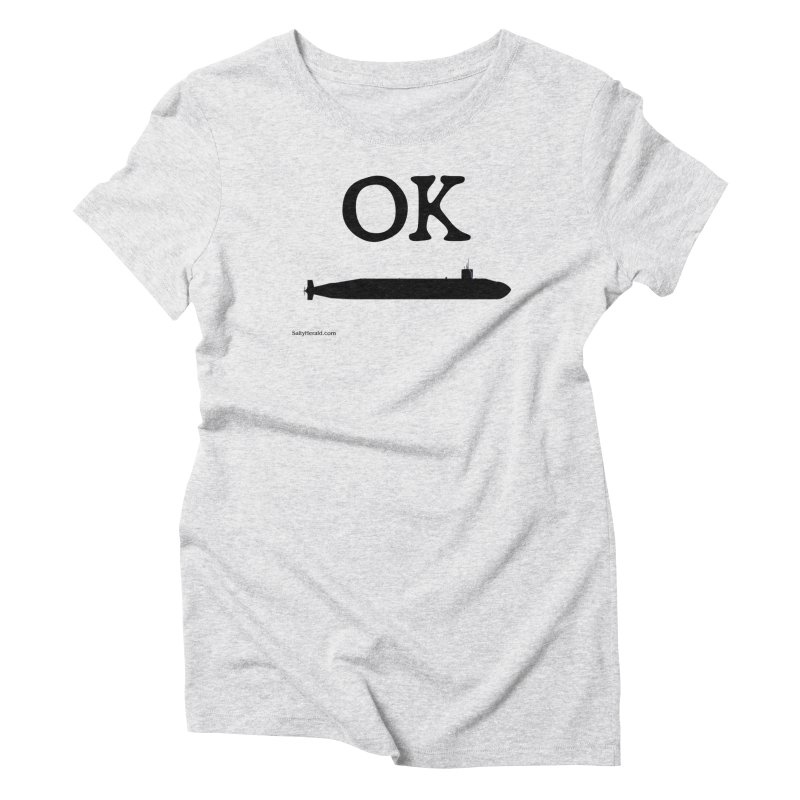 OK Boomer Women's T-Shirt by Virtue - There's more to it