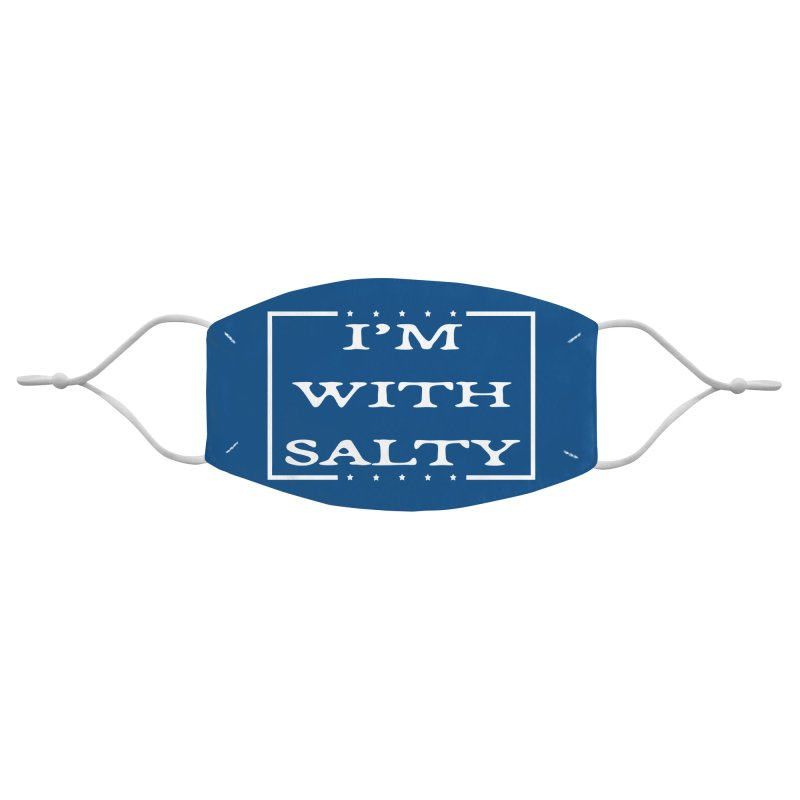 I'm With Salty Accessories Face Mask by Virtue - There's more to it