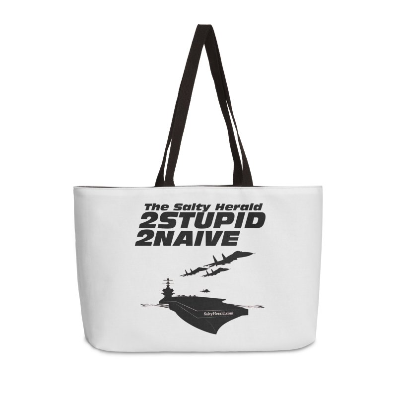 2Stupid 2Naive Accessories Bag by Virtue - There's more to it