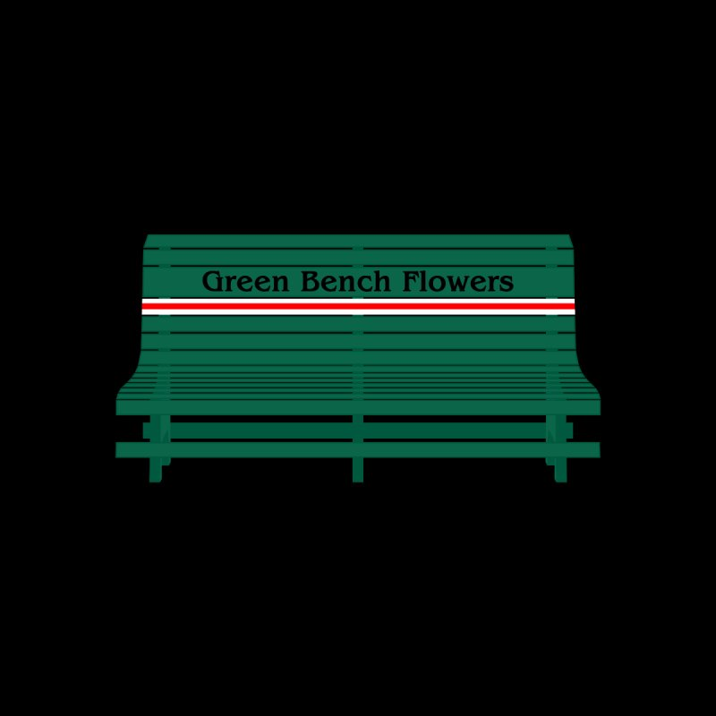 St Pete Green Bench - Nurses Accessories Greeting Card by Virtue - There's more to it