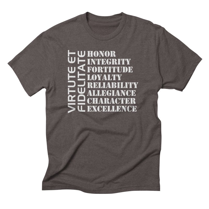 Define Yourself Men's Triblend T-Shirt by Virtue - There's more to it