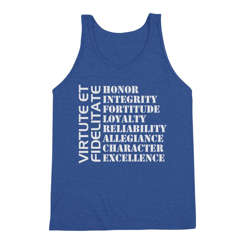 Define Yourself Men's Tank by Virtue - There's more to it